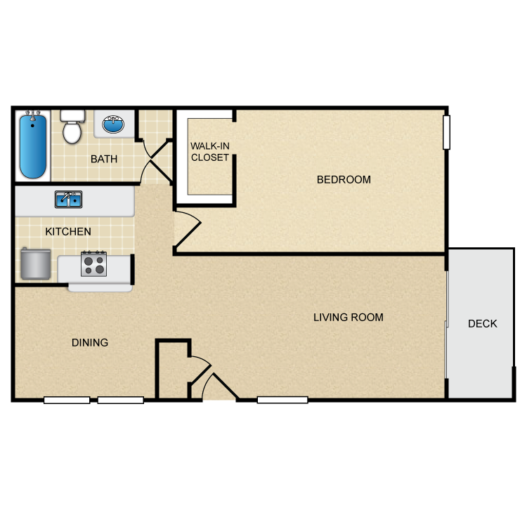 Floor plan image of Lighthouse