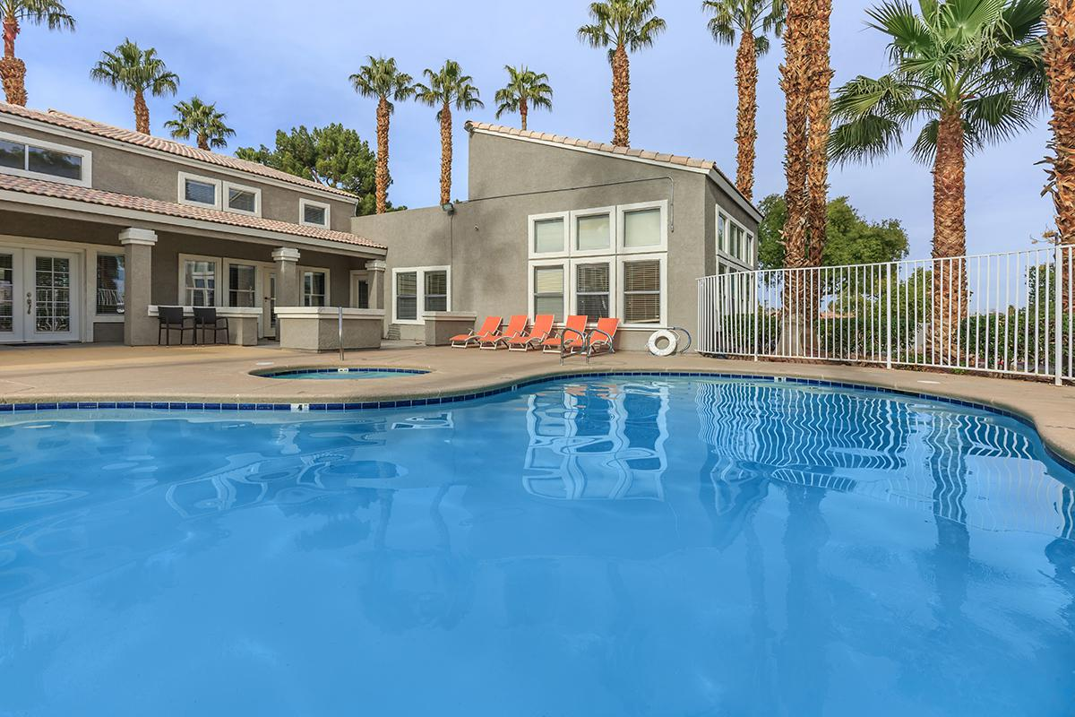 Take the plunge at Citrus Apartments