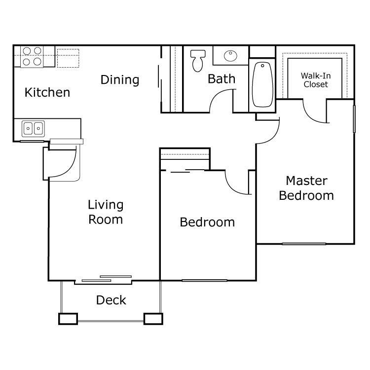 Floor plan image of Duet