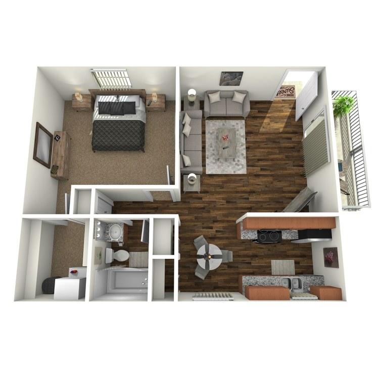 Floor plan image of Flat
