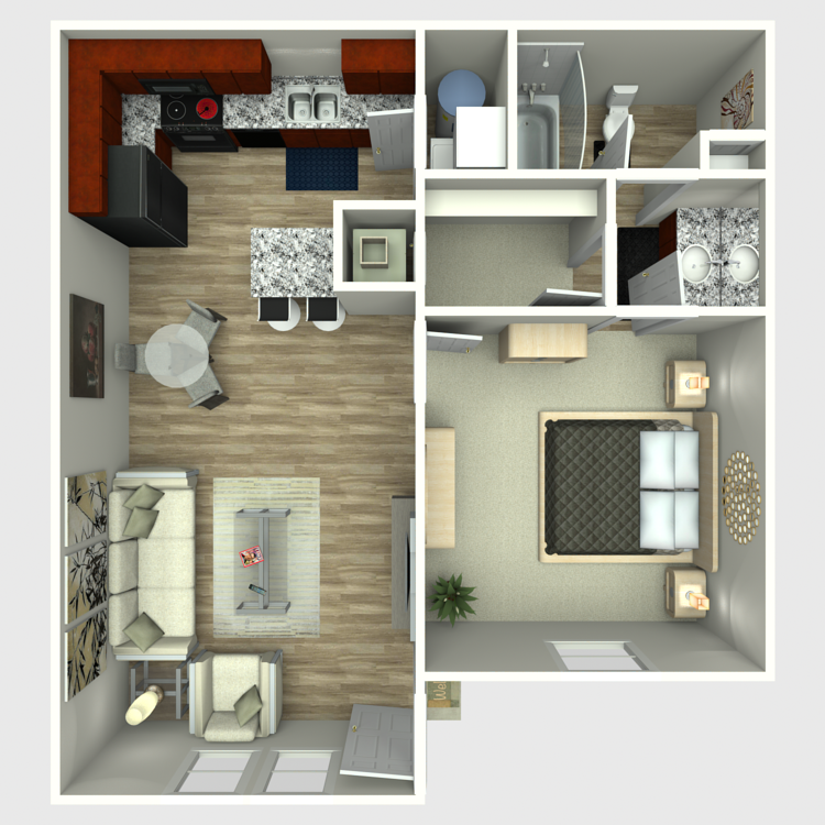 Langtry Village - Availability, Floor Plans & Pricing