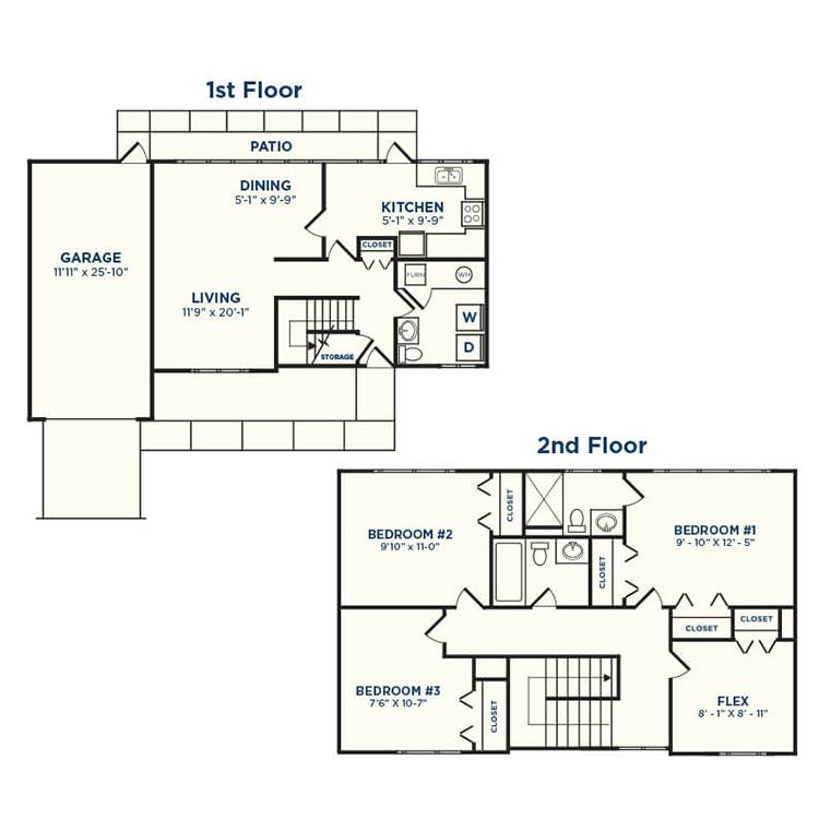 Floor plan image of Birch