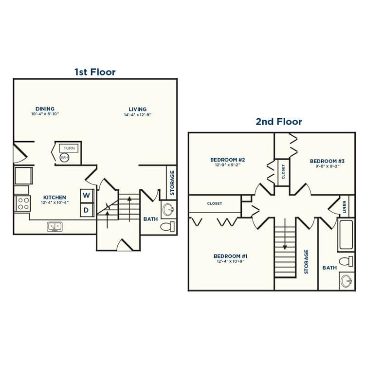 Floor plan image of Evergreen