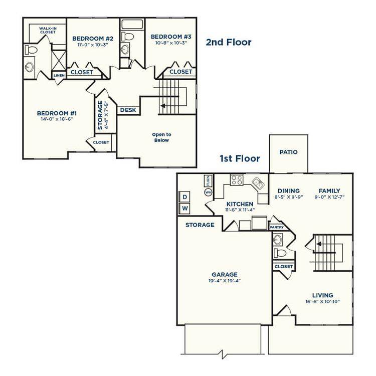 Floor plan image of Fig