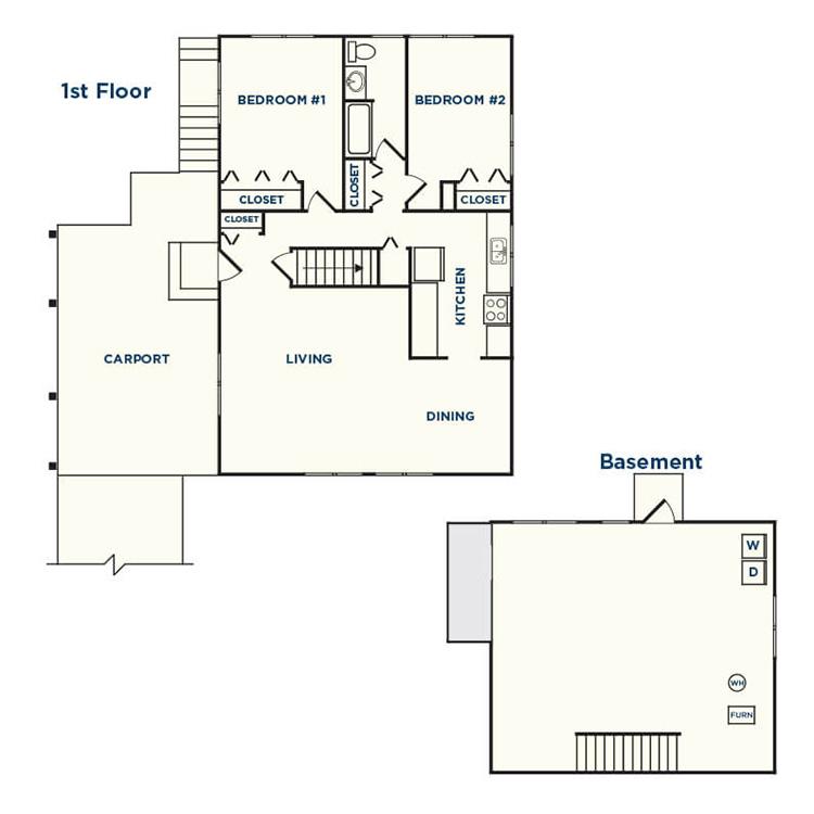 Floor plan image of Leadwood