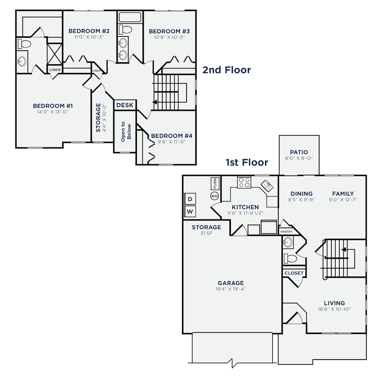Floor plan image of Lilac