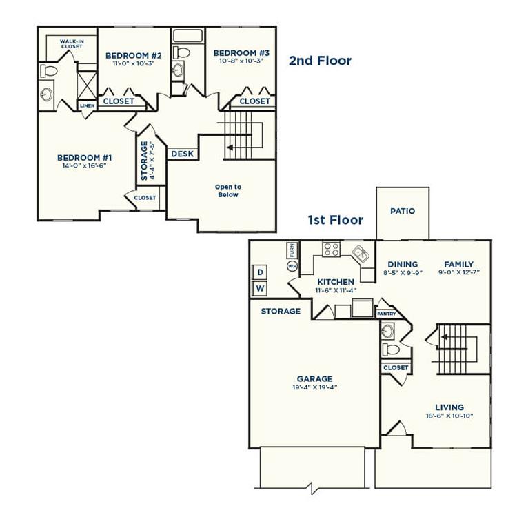 Floor plan image of Yellowwood