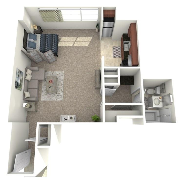 Floor plan image of S1