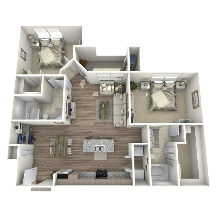 Floor plan image of Royal Birkdale