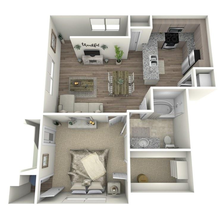 Floor plan image of Cherry Hills