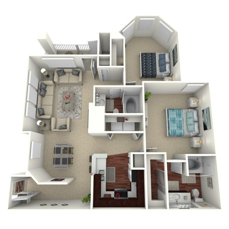 Floor plan image of BR