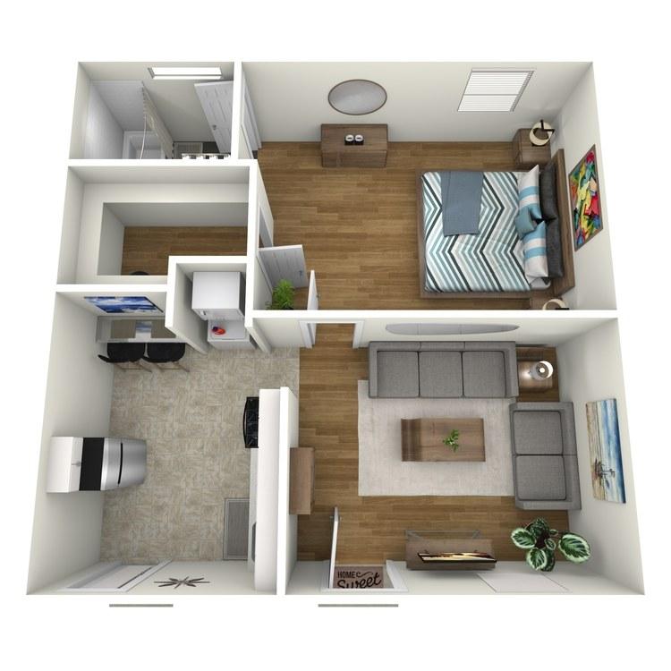Floor plan image of The Buckhead