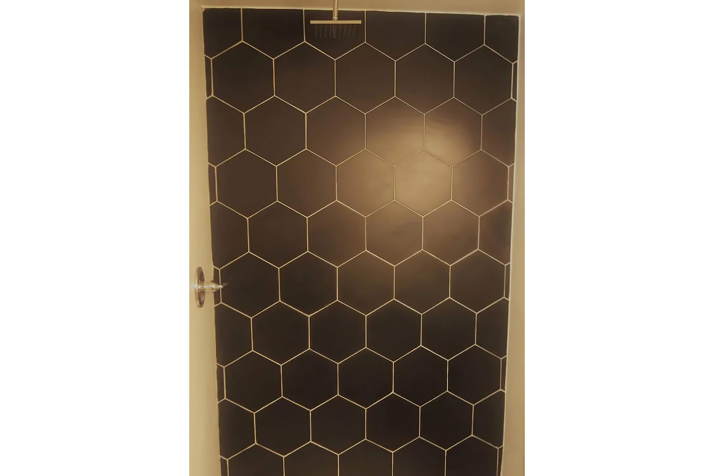 a close up of a honeycomb
