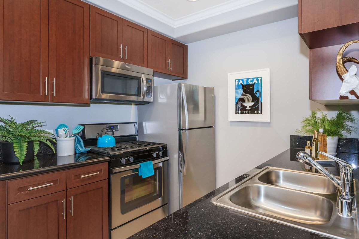 Broadway Palace Apartments - Kitchen