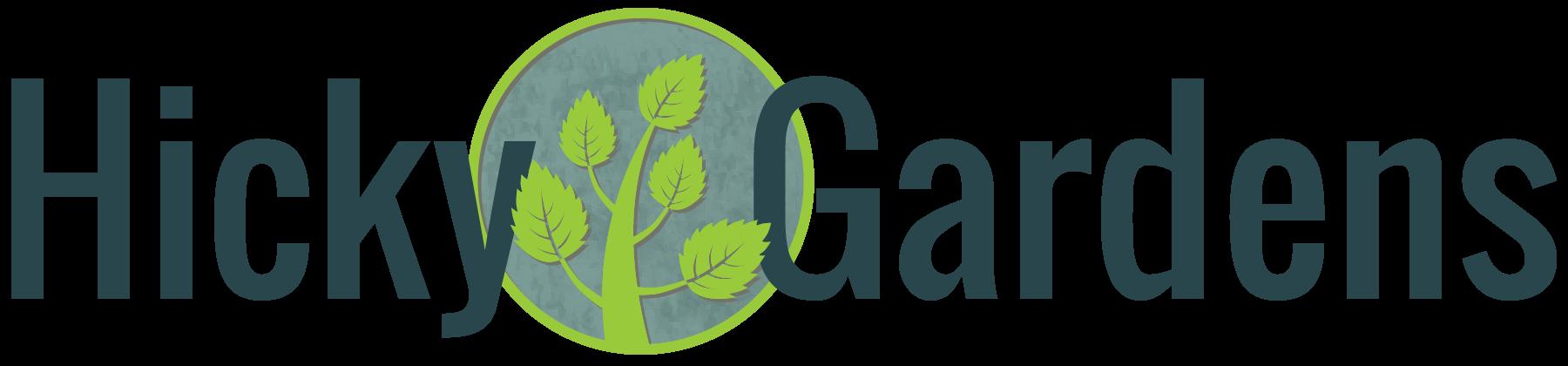 Hicky Gardens Logo