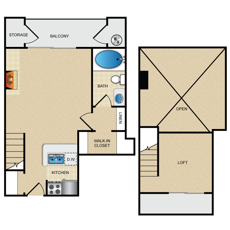 Studio Apartment Ucla club marina - apartments in los angeles, ca