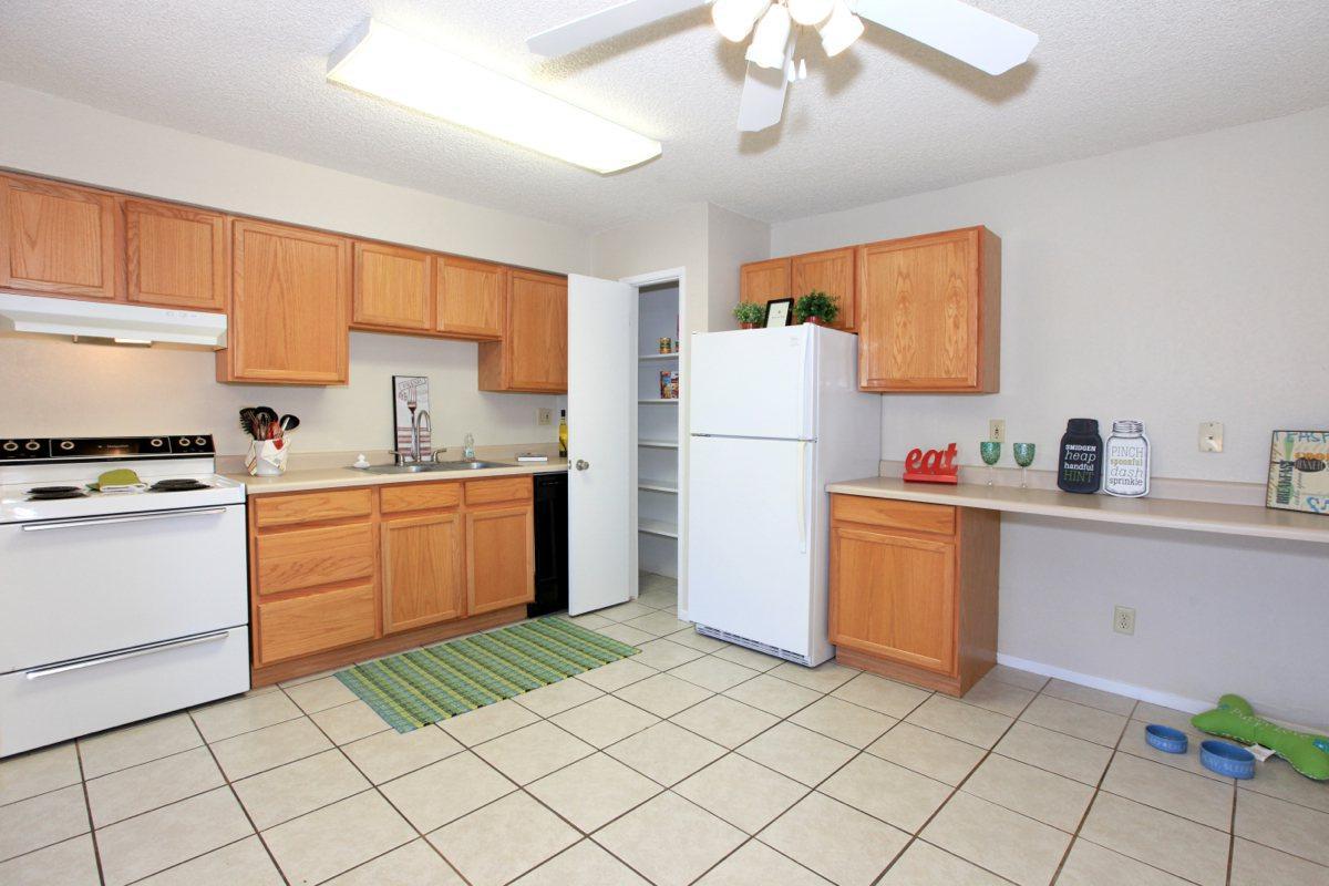 We provide refrigerators at Prescott Pointe
