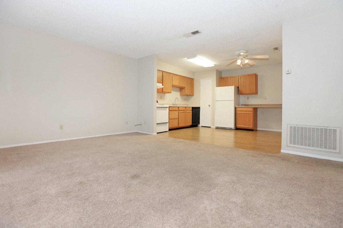 Ceiling fans will keep you cool at Prescott Pointe