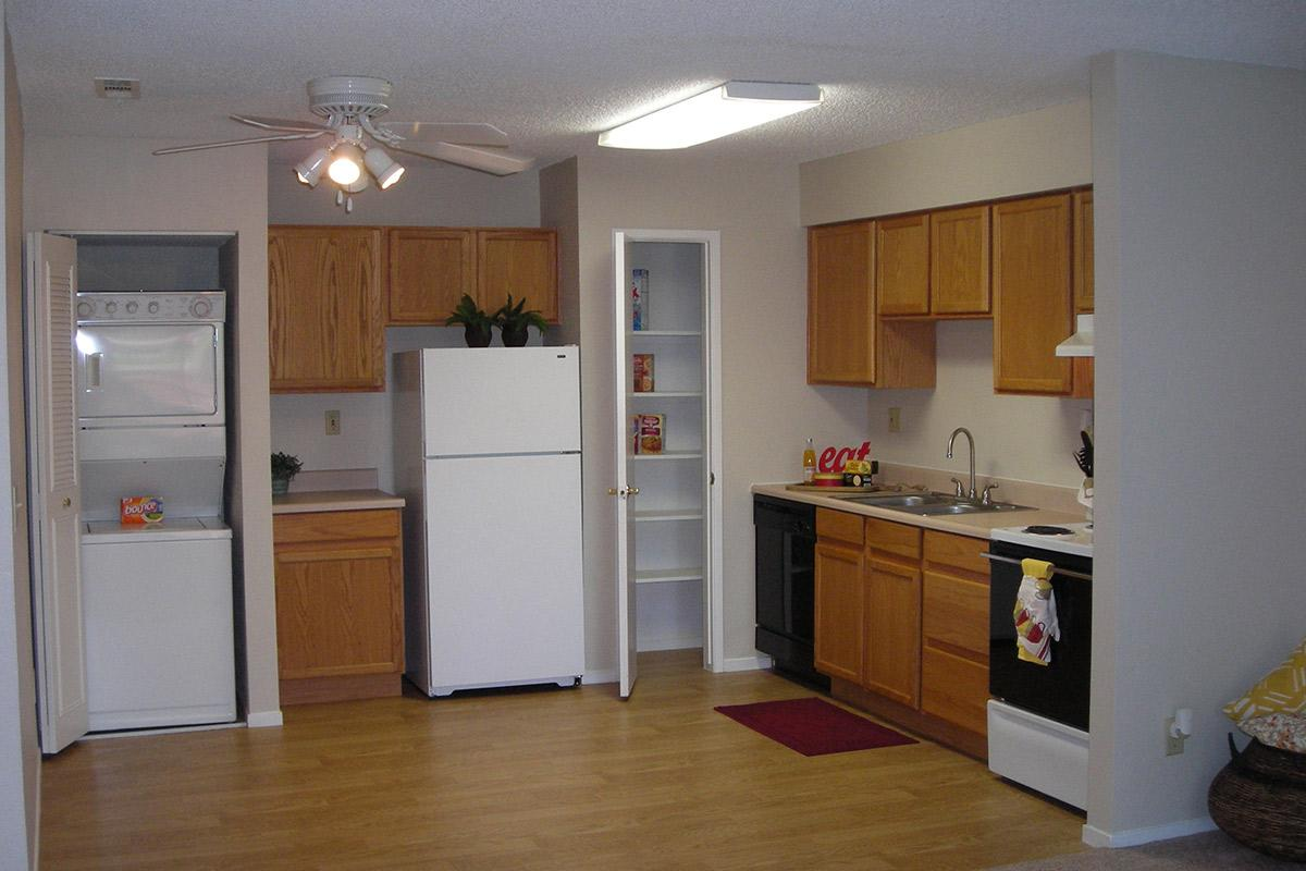 There is lots of cabinet space at Prescott Pointe
