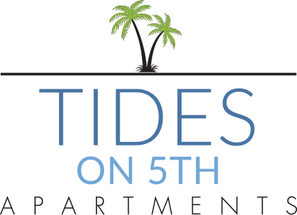 The Tides on 5th Logo
