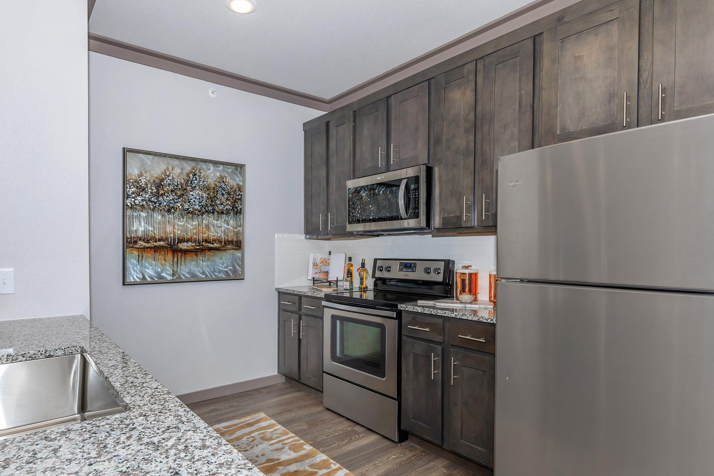 FULLY-EQUIPPED KITCHENS IN AZLE, TX