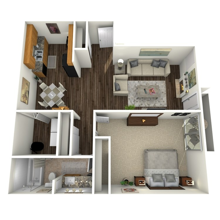 Floor plan image of Pearl