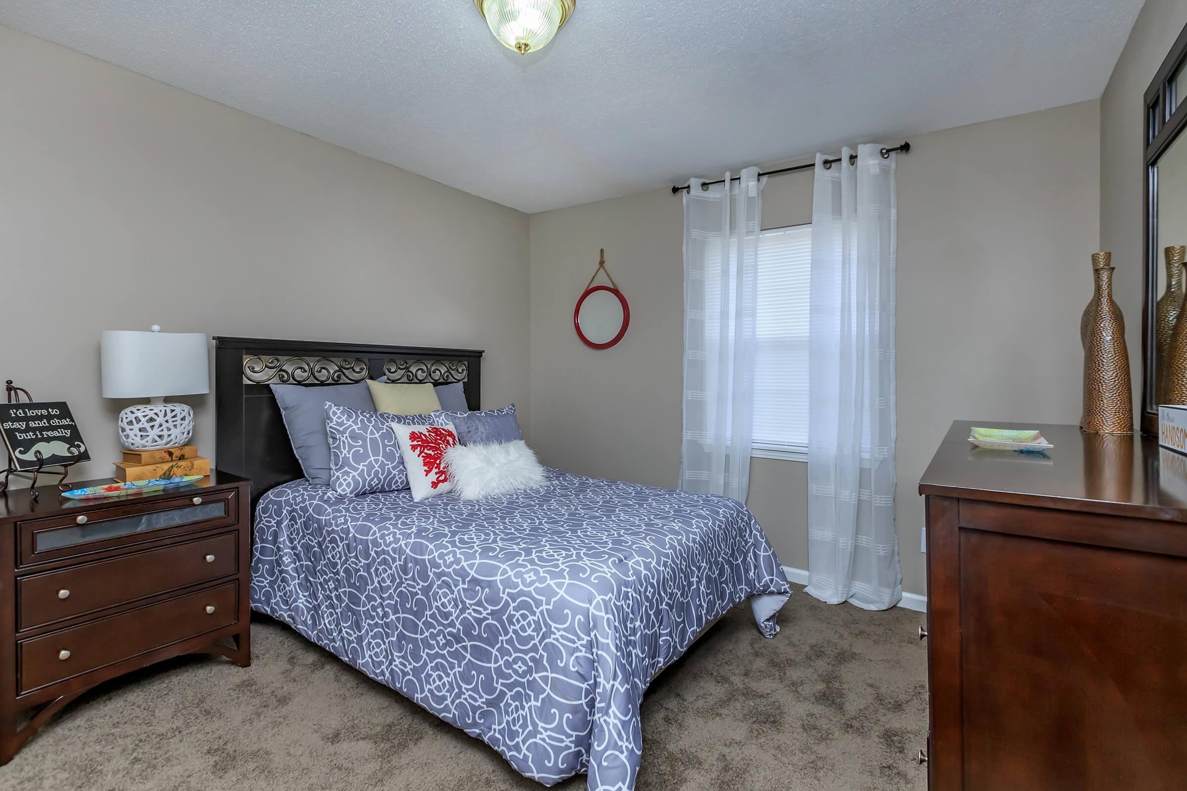 Spacious Bedrooms in Clarksville TN