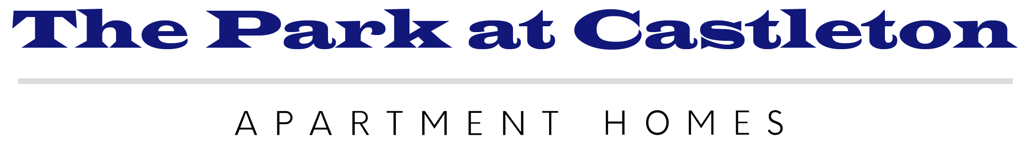 The Park at Castleton Logo