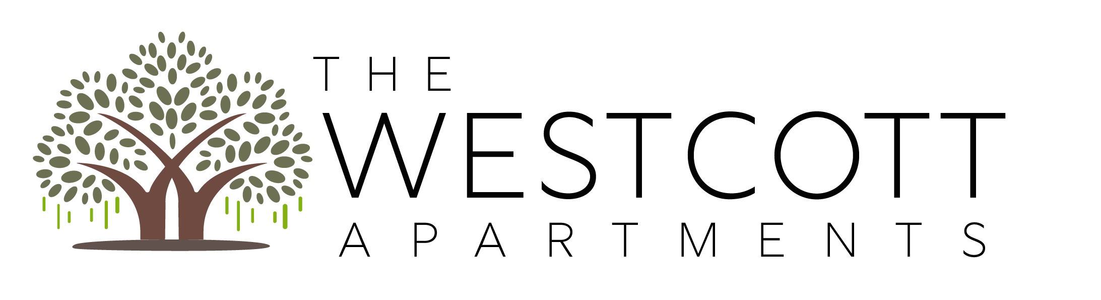 The Westcott Apartments Logo