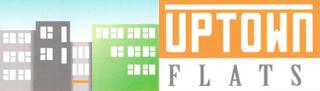 Uptown Flats Logo