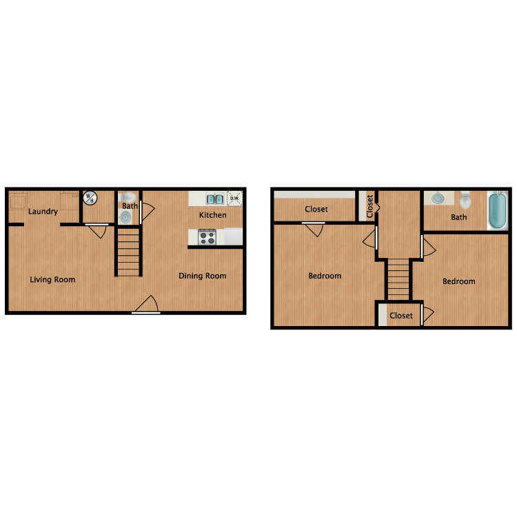 Floor plan image of The Harbour