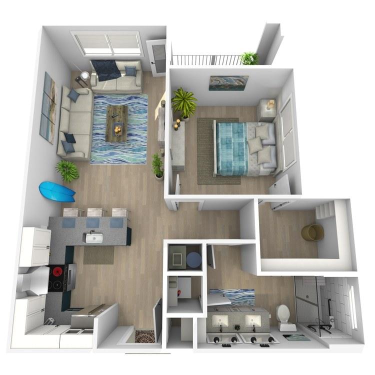 Floor plan image of Aikau