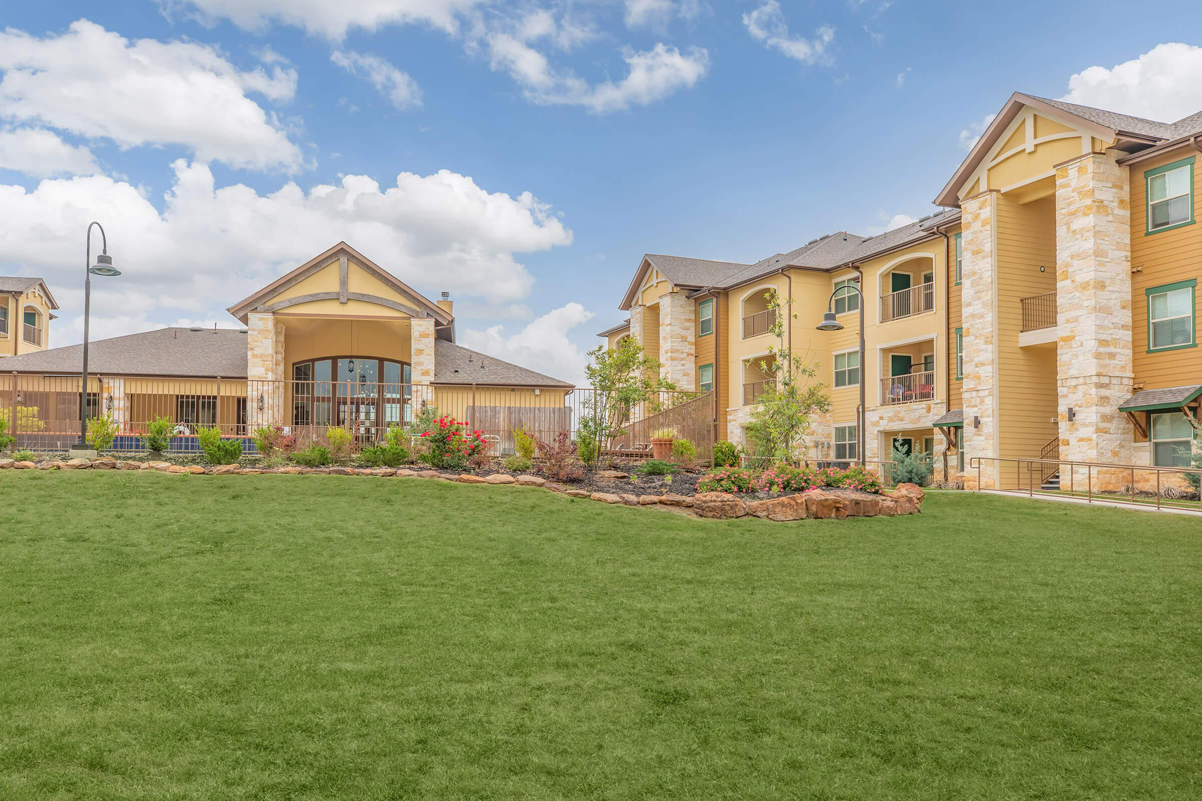 WELCOME TO THE WEST HILL APARTMENTS IN HUNTSVILLE, TEXAS