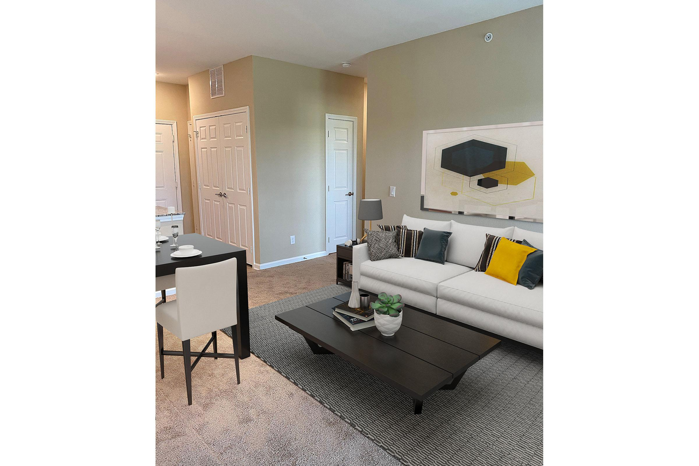 SELECT HOMES FEATURE PLUSH CARPET IN LIVING AREAS  & BEDROOMS
