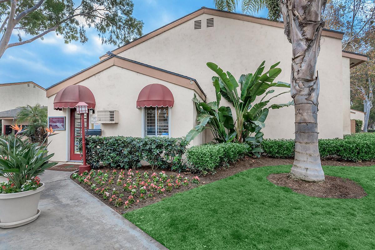 Villa Creek Apartment Homes leasing office
