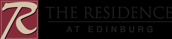 The Residence at Edinburg Logo