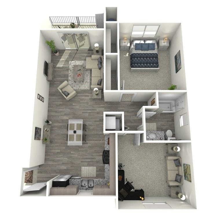 Floor plan image of Lapis