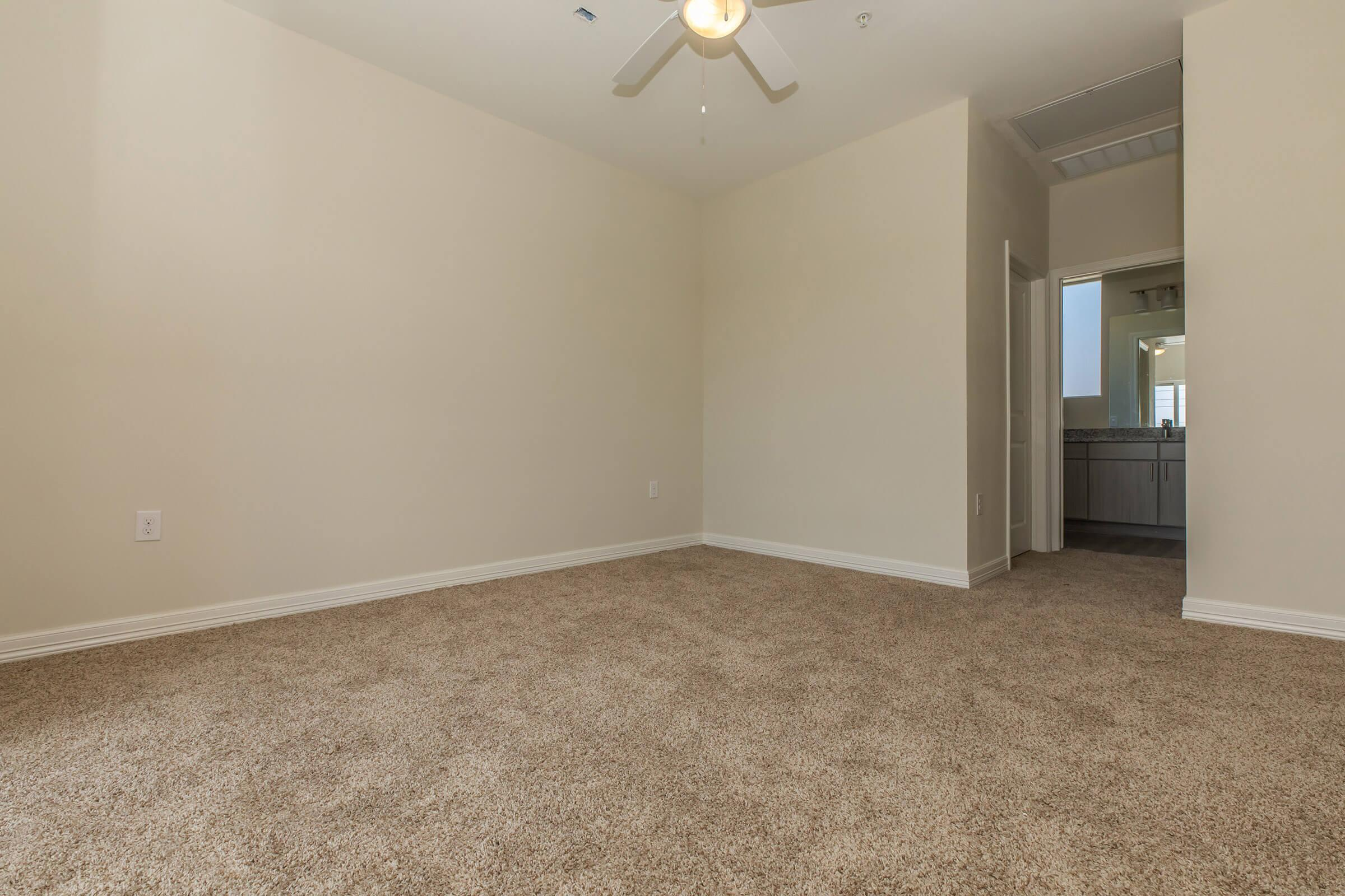 a large empty room