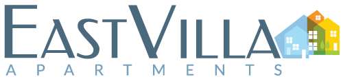 East Villa Apartments Logo