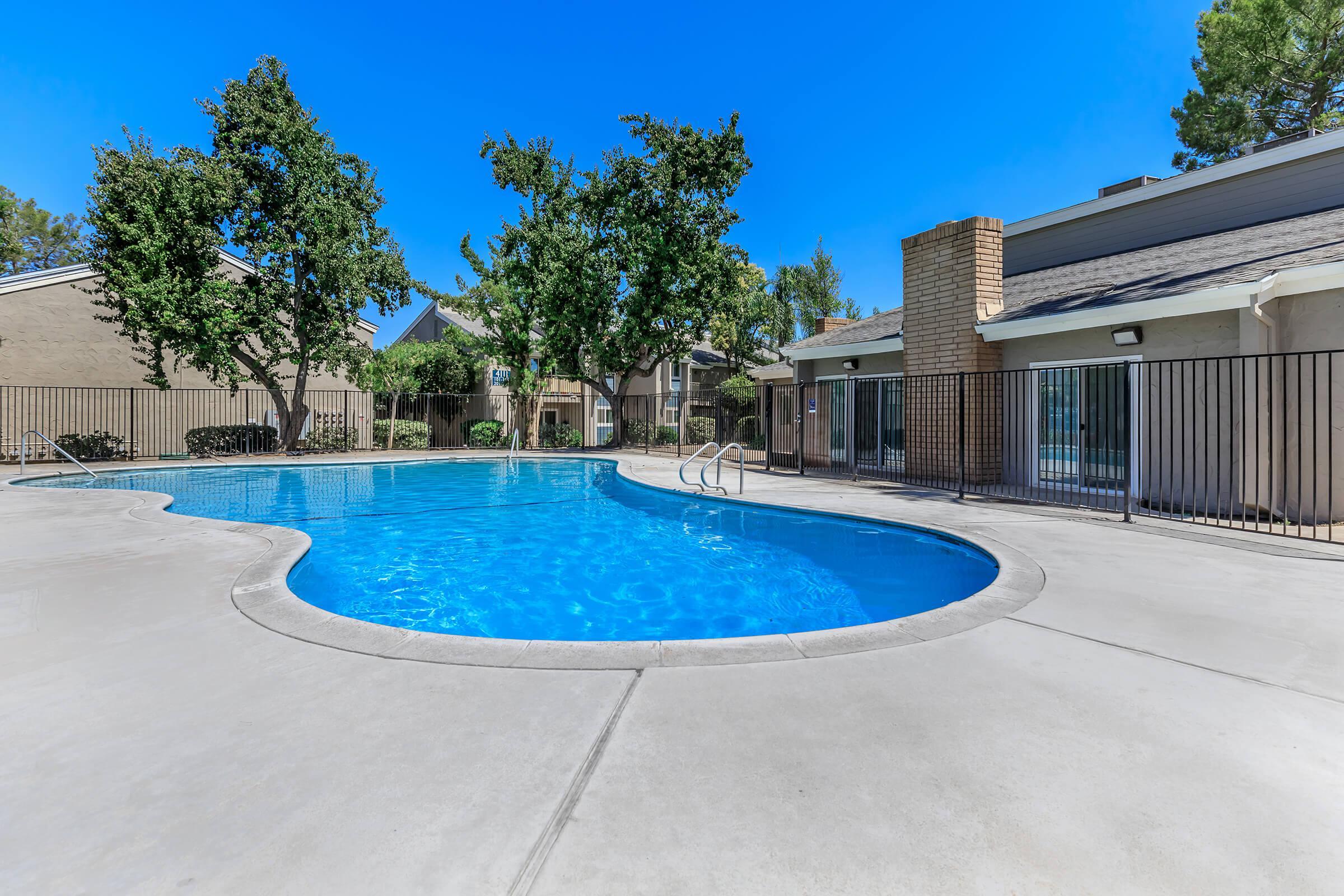 A community pool