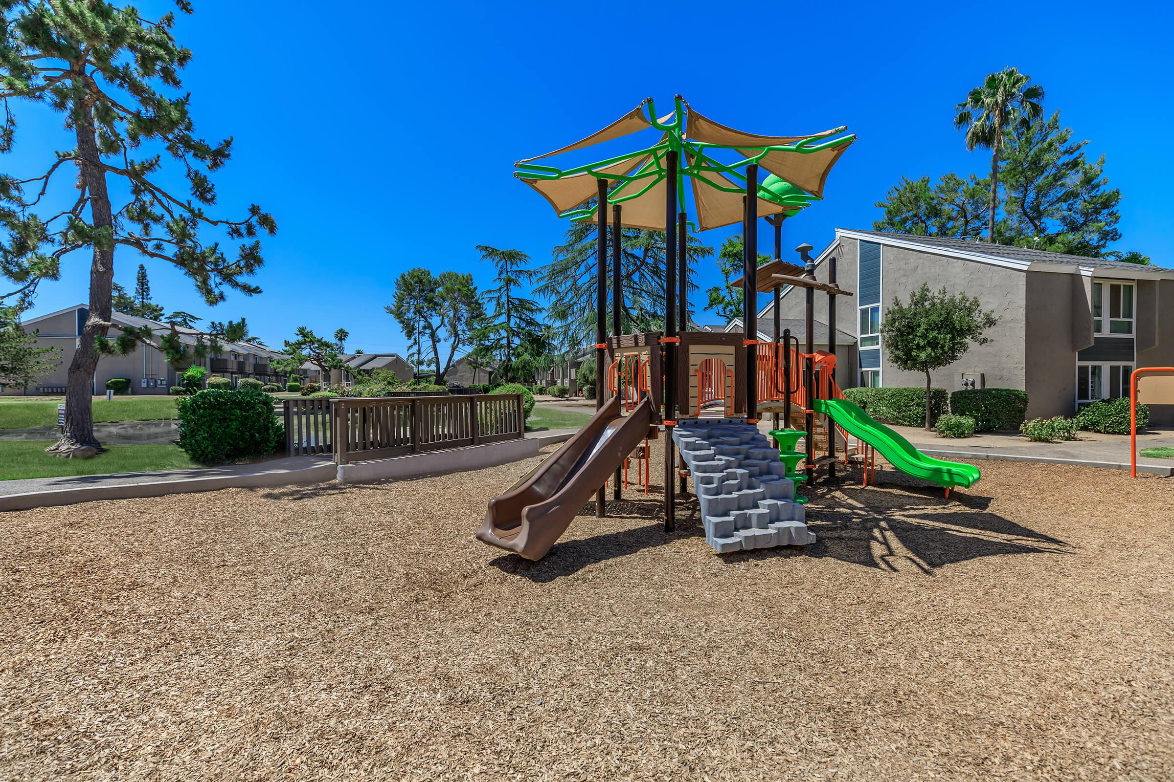 The Parks at Fig Garden community playground