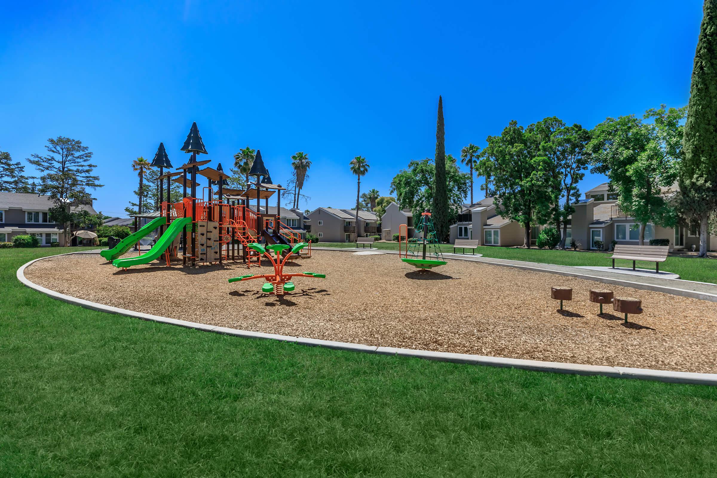 The community playground