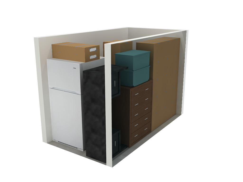 High Quality Thumbnail Image Of Storage Unit