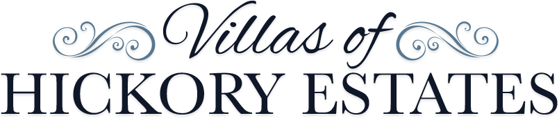 Villas of Hickory Estates Logo