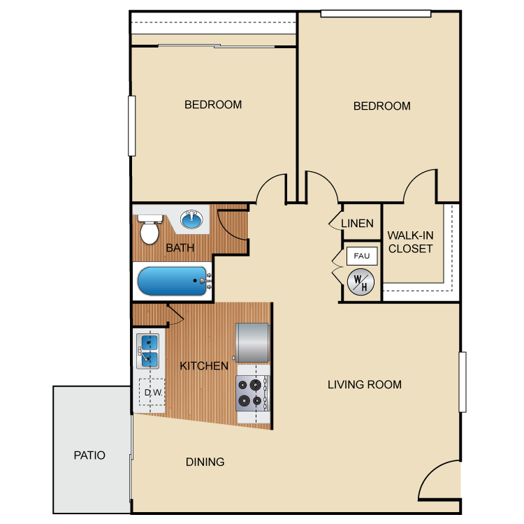 Saddleback Pines Apartment Homes - Availability, Floor Plans & Pricing