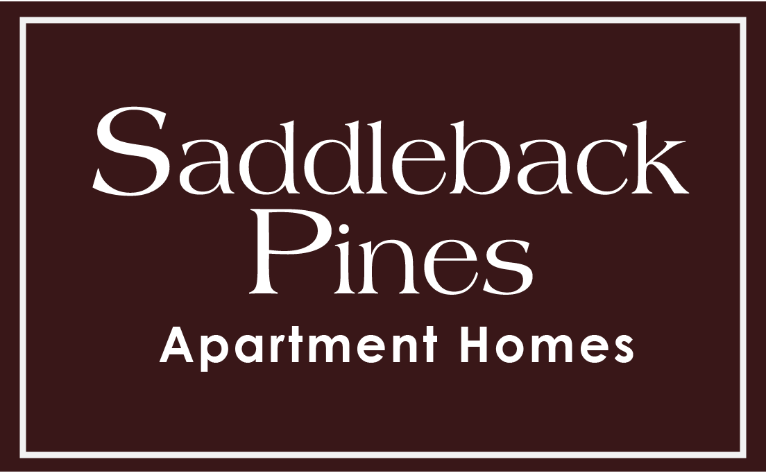 Saddleback Pines Apartment Homes logo