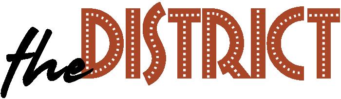 The District Logo