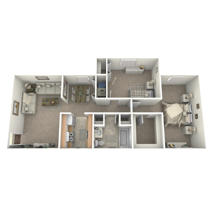 Floor plan image of Ridge