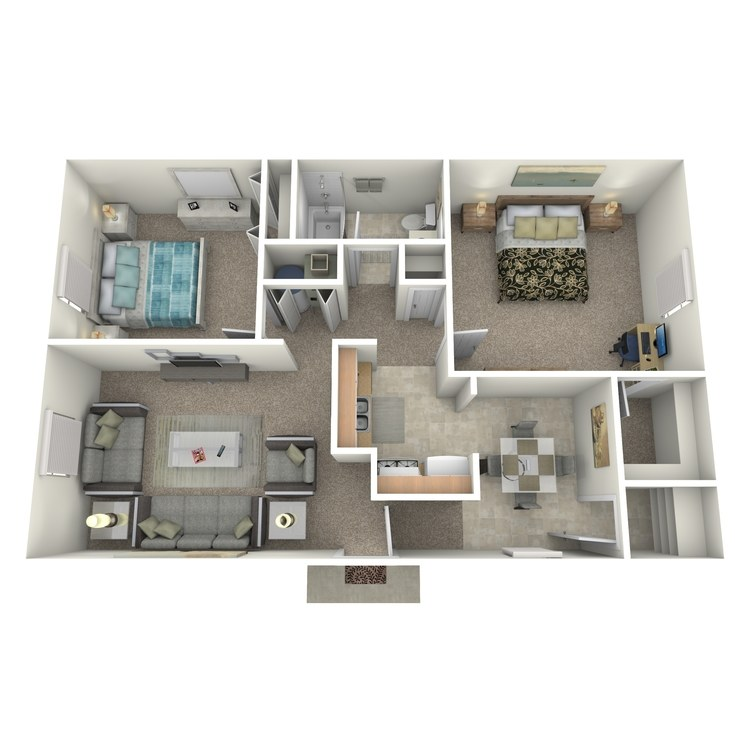 Floor plan image of Scenic