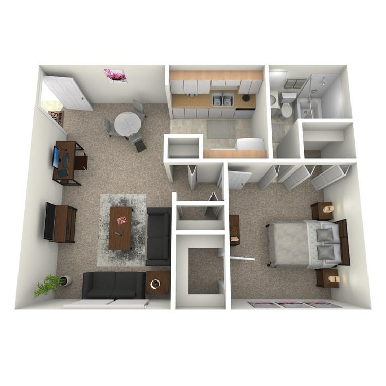 Floor plan image of Vista